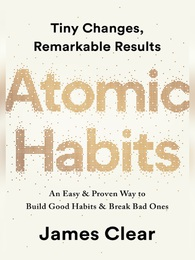 Atomic Habits by James Clear Book