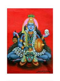 Chamunda Devi Chalisa Lyrics