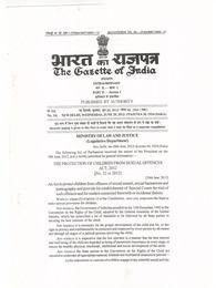 POCSO Act 2012
