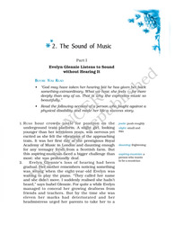 The Sound of Music Class 9 Notes