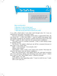 The Thiefs Story Class 10 Question and Answers