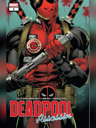 Deadpool Comics Hindi
