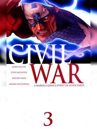 Marvel Comics Civil War 3