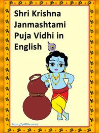 Krishna Janmashtami Puja Vidhi at Home