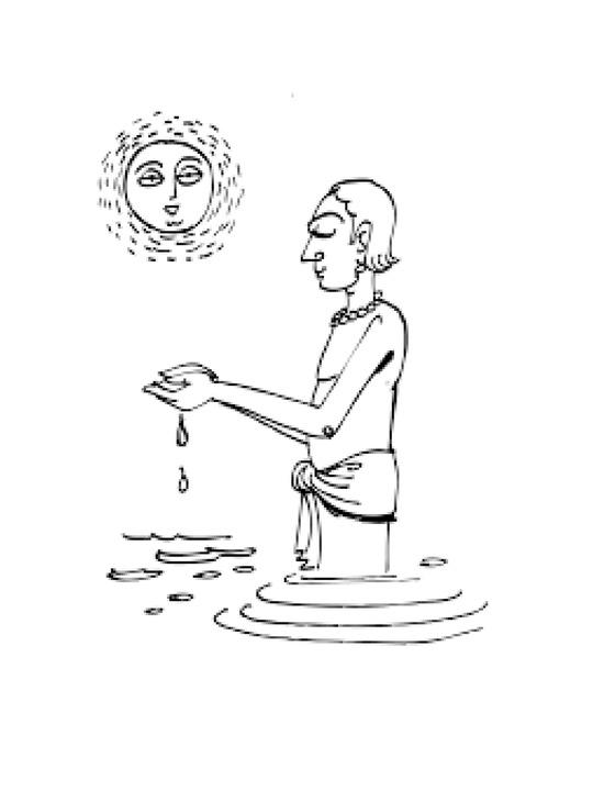 પિતૃ તર્પણ વિધિ | Pitru Tarpan Vidhi