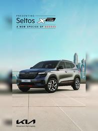 Kia Seltos X Line Brochure 2021
