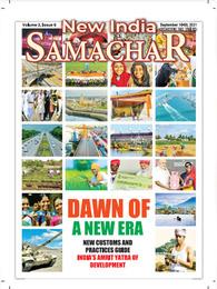 New India Samachar 16-30 September 2021