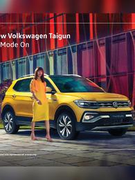 Volkswagen Taigun Brochure