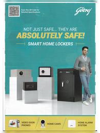 Godrej Safe Lockers Catalogue
