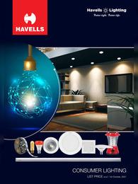Havells LED Light Price List 2021
