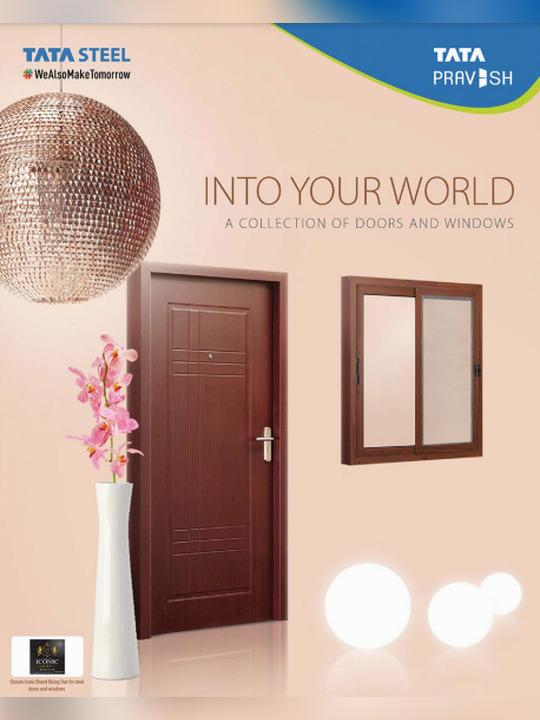 Tata Pravesh Windows/Door Price List